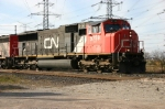 CN 5759 SD 75I
